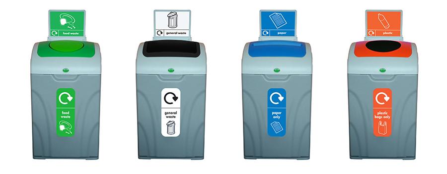 Pioneer Recycling Bin
