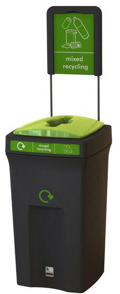Envirobin 100 - Mixed Recycling